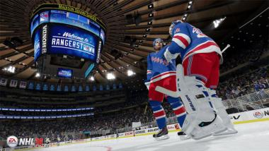 NHL 16: Neues Video zur Eishockey-Simulation