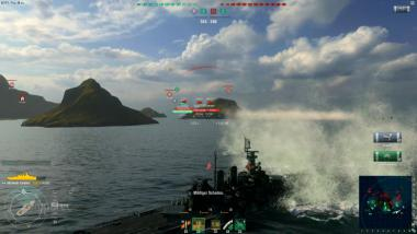 World of Warships: Die verschiedenen Munitionstypen im Video