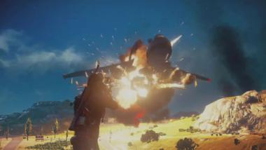 "Just Cause 3: Explosiver ""Burn it""-Trailer von der gamescom 2015"