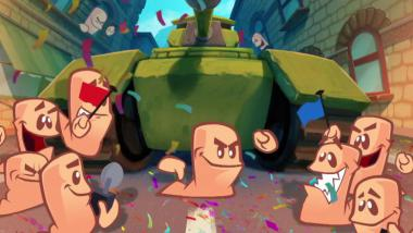 Worms WMD für Xbox One im gamescom 2015-Trailer