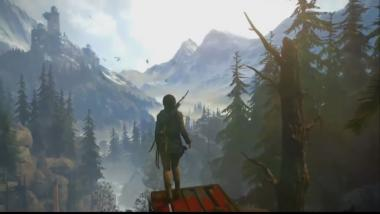 Rise of the Tomb Raider: Mehrere Minuten Gameplay vom Xbox Media Briefing