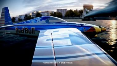 Red Bull Air Race - The Game - gamescom-Trailer zum Flugzeug-Rennspiel