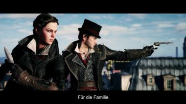 Assassin's Creed: Syndicate - Jacob und Evie Frye im gamescom-Trailer