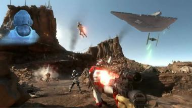 Star Wars: Battlefront - Komplette Gamescom-Demo im Video