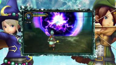 Final Fantasy Explorers: Ankündigungstrailer des 3DS-Ablegers