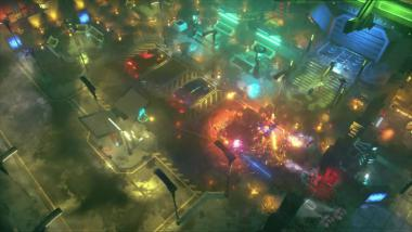 Satellite Reign: Neuer Gameplay-Trailer zum Release