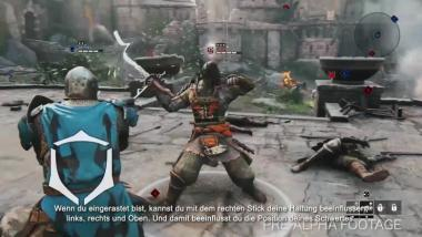 Mittelalter-Action For Honor: Neues Video zeigt die Vision der Schlachtplatte