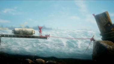 Puzzle-Jumper Unravel: Gameplay-Trailer von der Gamescom