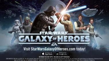 Star Wars: Galaxy of Heroes - Ankündigungs-Trailer
