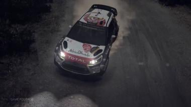 WRC 5: Gameplay-Trailer zeigt Citroën DS 3 in Aktion