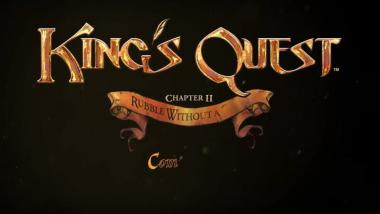 King's Quest: Erster Teaser zur 2. Adventure-Episode