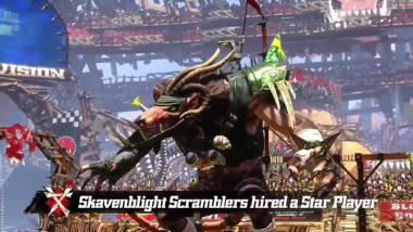 Blood Bowl 2: Zwerge vs. Skaven - Neuer Gameplay-Trailer