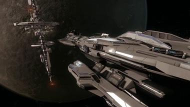 Star Citizen: 20 Minuten Alpha 2.0 im Gameplay-Video - Multicrew, Raumstation & mehr