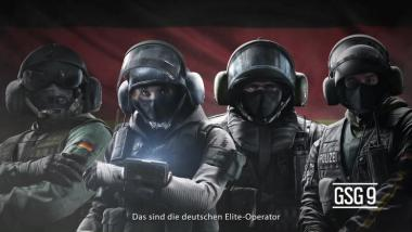 Rainbow Six: Siege - Inside Rainbow-Video zeigt deutsche Spezialeinheit GSG9