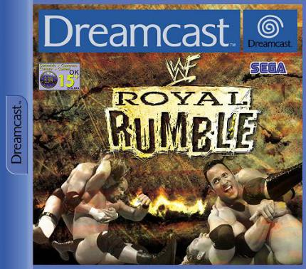 WWF Royal Rumble: Lets get ready to RUMBLE ! - Leser-Test von Tobsen KLees