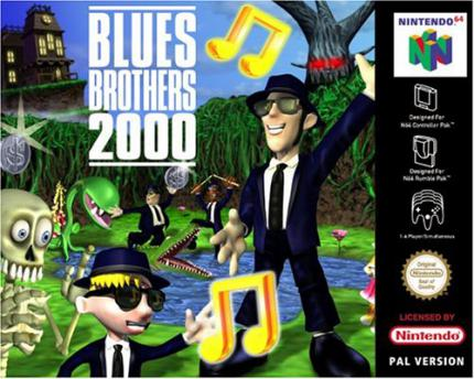 Blues Brothers 2000 im Gamezone-Test