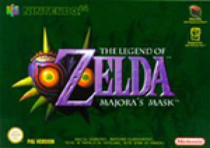 The Legend of Zelda: Majora's Mask - The Legend of Zelda: Majoras Mask - Leser-Test von I-Link