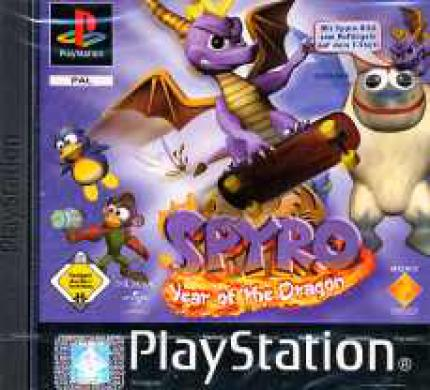 Spyro 3: The Dragon-Star is back! - Leser-Test von Van_Helsing