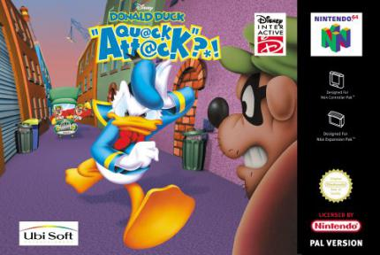 Donald Duck: Quack Attack - Donald Duck - Leser-Test von Saladin