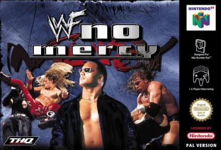 WWF No Mercy: WWF No Mercy - Leser-Test von wolfpack666