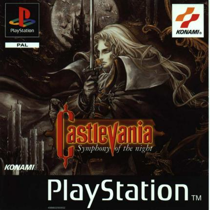 Castlevania: Symphony of the Night - Nocturne to the Moonlight - Leser-Test von Andy1977