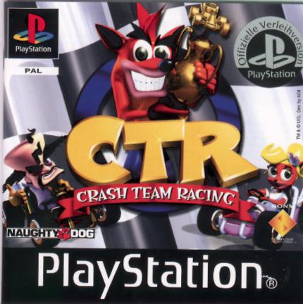 CTR: Crash Team Racing - Crash gibt Gas - Leser-Test von Dansk