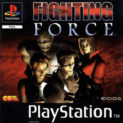 Fighting Force: Fight fo(u)r your Right - Leser-Test von alpha_omega