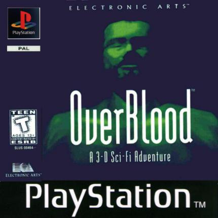 Overblood: Overblood - Leser-Test von Sly Boots