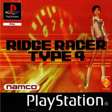 Ridge Racer: Type 4 - Ridge Racer Type 4  - Leser-Test von Rommaster
