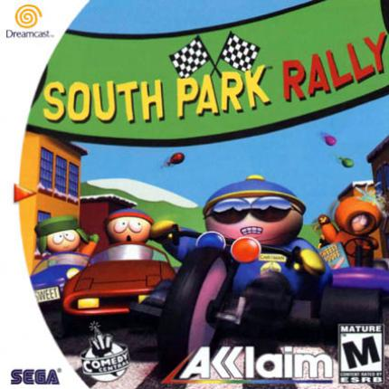 South Park Rally: Rinderwahn in South Park - Leser-Test von Tobsen KLees
