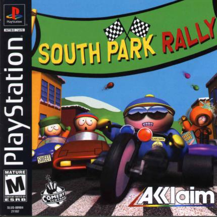 South Park Rally: Ein Fun-Racer der Extraklasse! - Leser-Test von Saruman