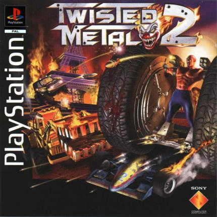 Twisted Metal 2: Crashorgie?....TRASHORGIE! - Leser-Test von Redzora