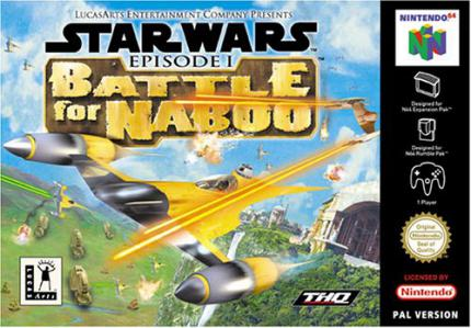Star Wars: Episode 1 - Battle For Naboo - Episode I - Leser-Test von Luigi