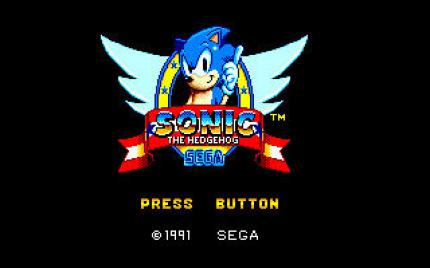 Sonic the Hedgehog: 8 Bit Igelblau - Leser-Test von RAMS-es