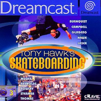 Tony Hawk Skateboarding: The Lord of the Boards! - Leser-Test von Redzora