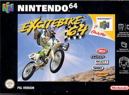 Excitebike 64: Motocross-Hit - Leser-Test von elisaelisa
