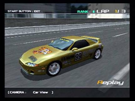 Ridge Racer 5: Back to the roots - Leser-Test von Payne