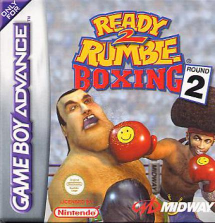 Ready 2 Rumble Boxing: Round 2 - Let´s get ready to rumble! - Leser-Test von Theo