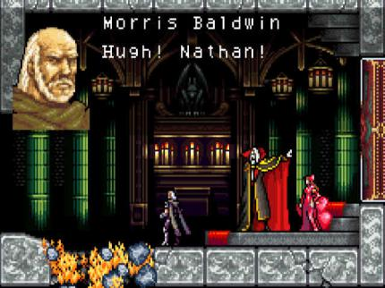 Castlevania: Circle of the Moon - Glorreicher Start auf dem GBA - Leser-Test von DQMMaster