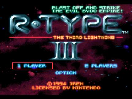 R-Type 3: ... and strike the evil Bydo Empire - Leser-Test von Goreminister