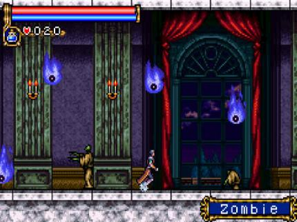Castlevania: Circle of the Moon - Peitschenhieb - Leser-Test von sinfortuna