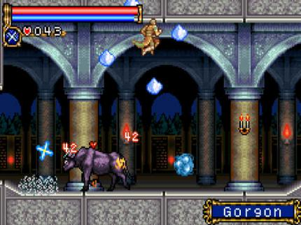 Castlevania: Circle of the Moon - Castlevania auf dem GBA - Leser-Test von Don_Hyuik
