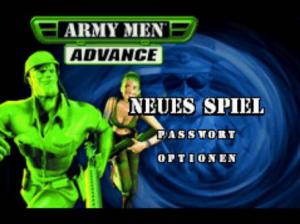 Army Men Advance: Sargent Hawk`s GBA Debüt - Leser-Test von Sargent Hawk