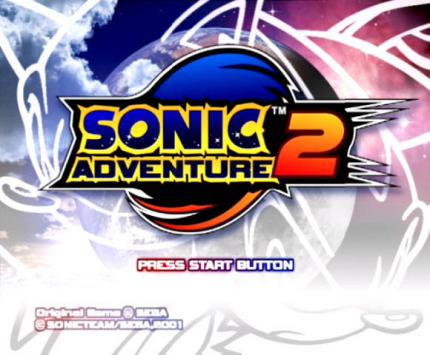 Sonic Adventure 2: Sonic is back - Leser-Test von buckshot