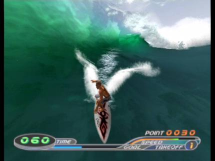 Surfing H3O im Gamezone-Test
