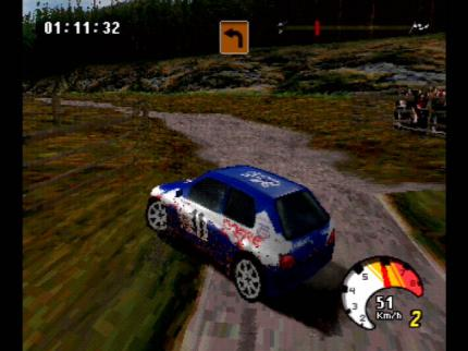 Mobil 1 Rally Championship im Gamezone-Test