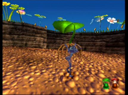 A Bug's Life im Gamezone-Test