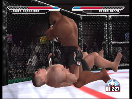 Ultimate Fighting Championship: Ultimate Fighting Championship - Leser-Test von buckshot