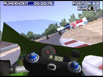 Superbike 2000 im Gamezone-Test