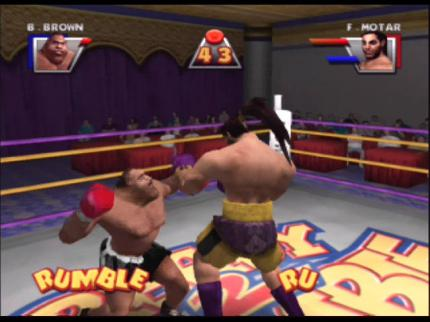 Ready 2 Rumble Boxing im Gamezone-Test